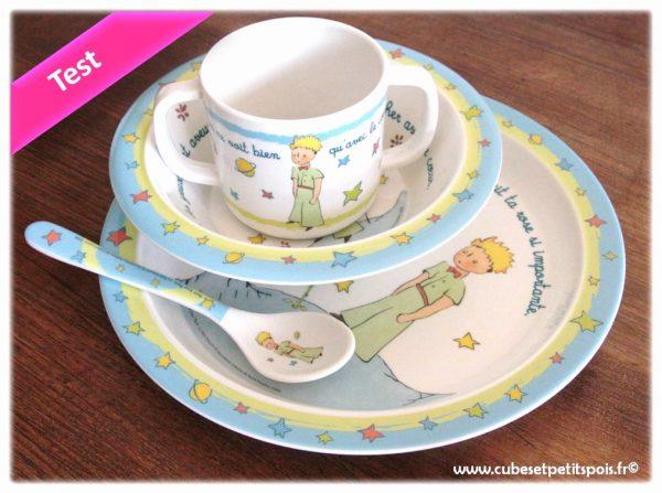 Coffret Vaisselle Le Petit Prince