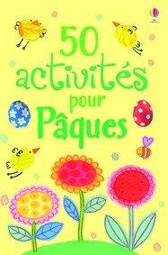 Livre 50 activités pour Pâques aux éditions Usborne