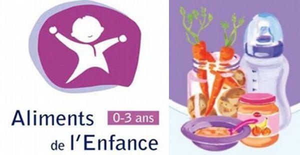 Les aliments pour bébés en France SFAE