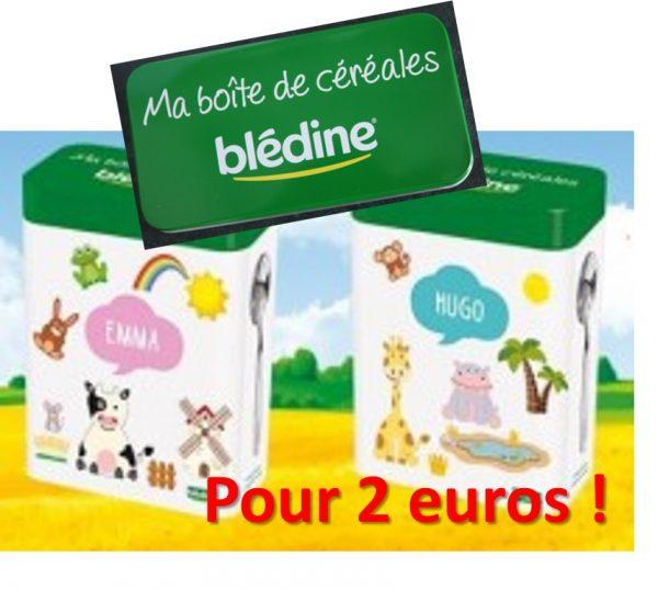 Boîte collector Blédine