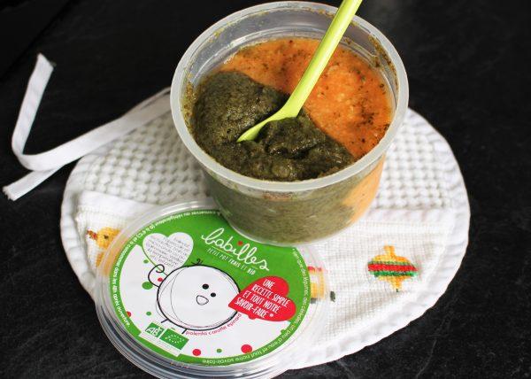 Babilles petits pots pour bébés bio et frais