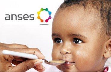 Analyses de composants dans l'alimentation de nos bébés (étude EAT-i ANSES)