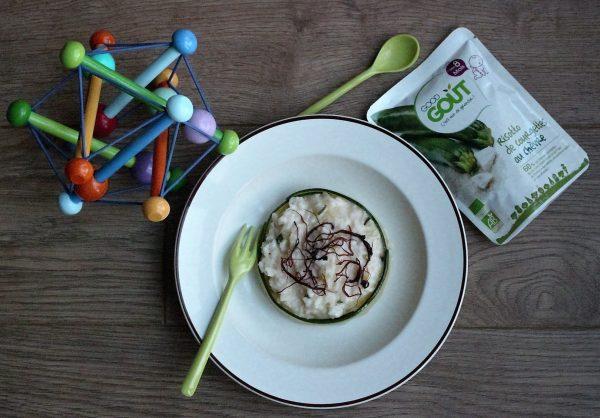 Good Goût et L'Etoile des Gourmets s'associent pour les bébés et parents débordés