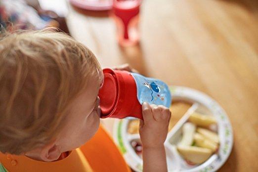 Apprendre à boire à bébé Tasse d'apprentissage Philips AVENT
