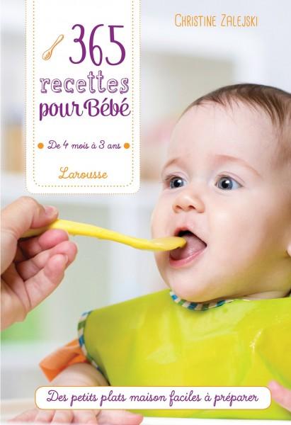 365 recettes pour bébé 2ième édition