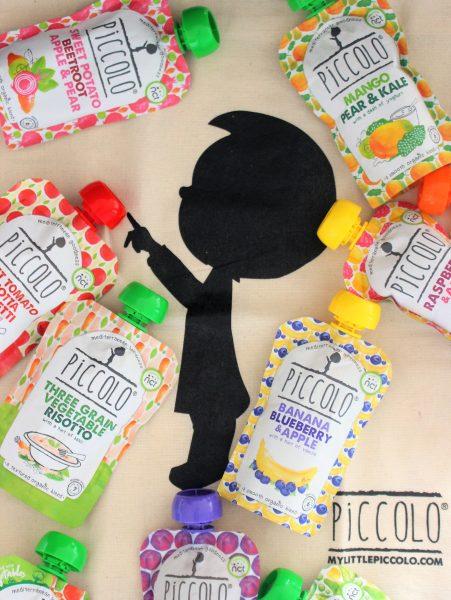 Les petits pots bio pour bébé My Little Piccolo arrivent en France Avis Cubes et Petits pois