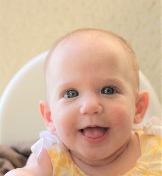 Mon bébé n'a pas de dent que faire en DME ?