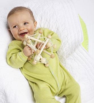 Eveillez votre bébé à la DME avant 6 mois