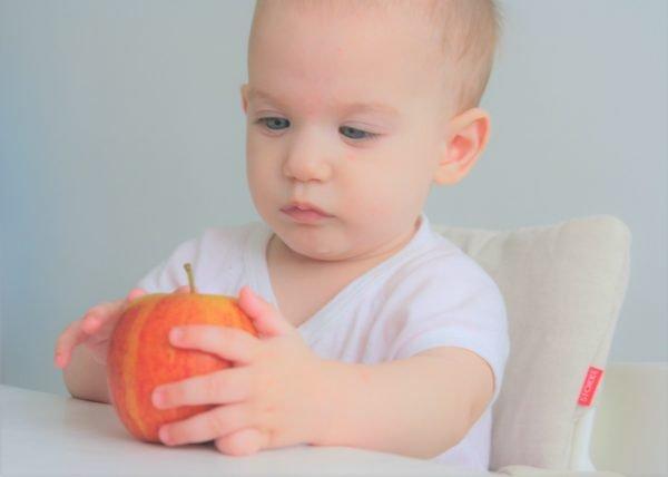 La pomme en DME